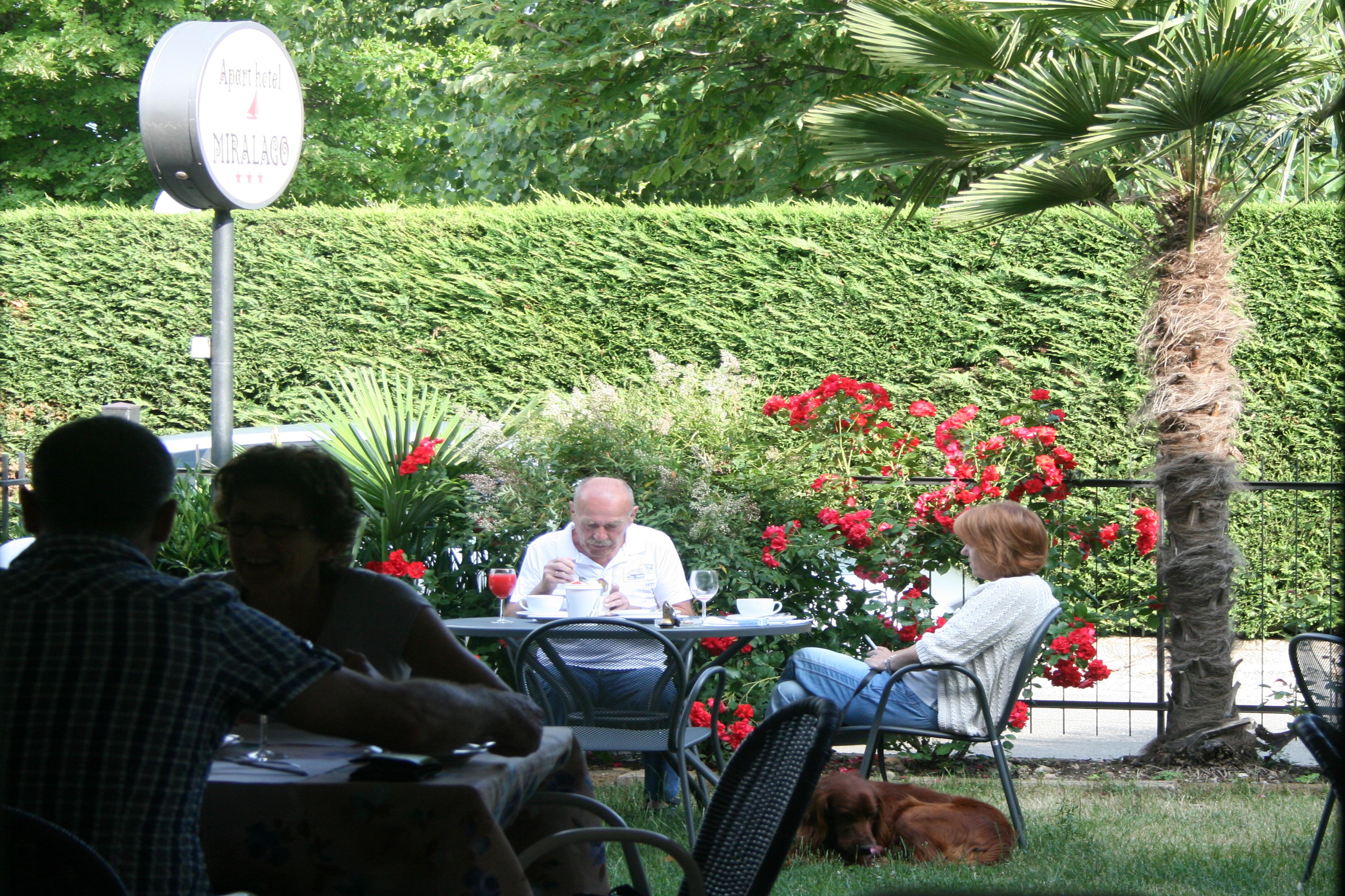 Buffetfruhstuck Hotel am Gardasee