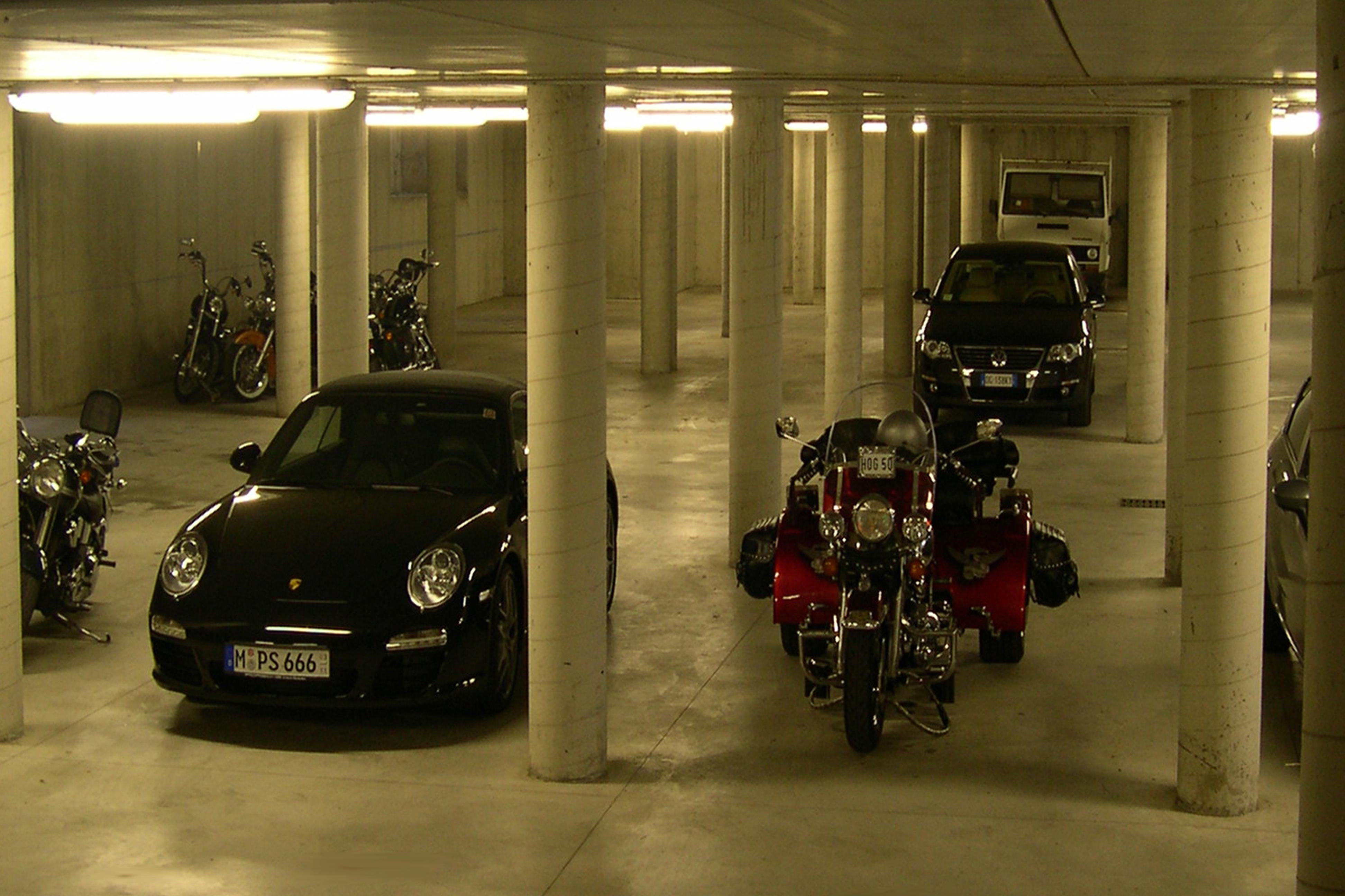 hotel Manerba Parkplatz gratis