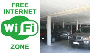 Rabatt für alle Travel, Free Wi-Fi, Kostenlose Parkplätze