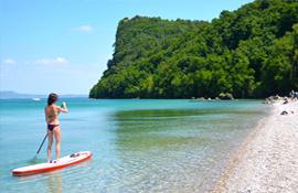 Vacanza sul lago di Garda, hotel a Manerba